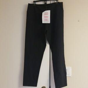 Women in Control Black Pants
